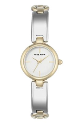 Anne Klein Women's Two-Tone Bracelet Watch 24mm