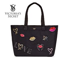 VS ★ COOL!! Runway Patch Weekender Tote ★ トートバッグ