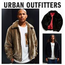 Urban Outfitters☆フェイクファージャケット☆選択2色