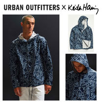 Urban Outfitters&キースコラボ☆ウィンドブレーカー☆