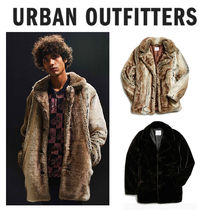Urban Outfitters☆フェイクファーコート☆選択2色