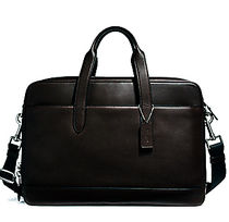 ☆COACH☆HAMILTON COMMUTER BAG IN PEBBLE LEATHER