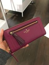 【kate spade】新色☆chester street neda タッセル付き長財布☆