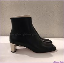 【17aw NEW】CELINE_women/BAM-BAM-ANKLE-BOOT/レザーブーツ