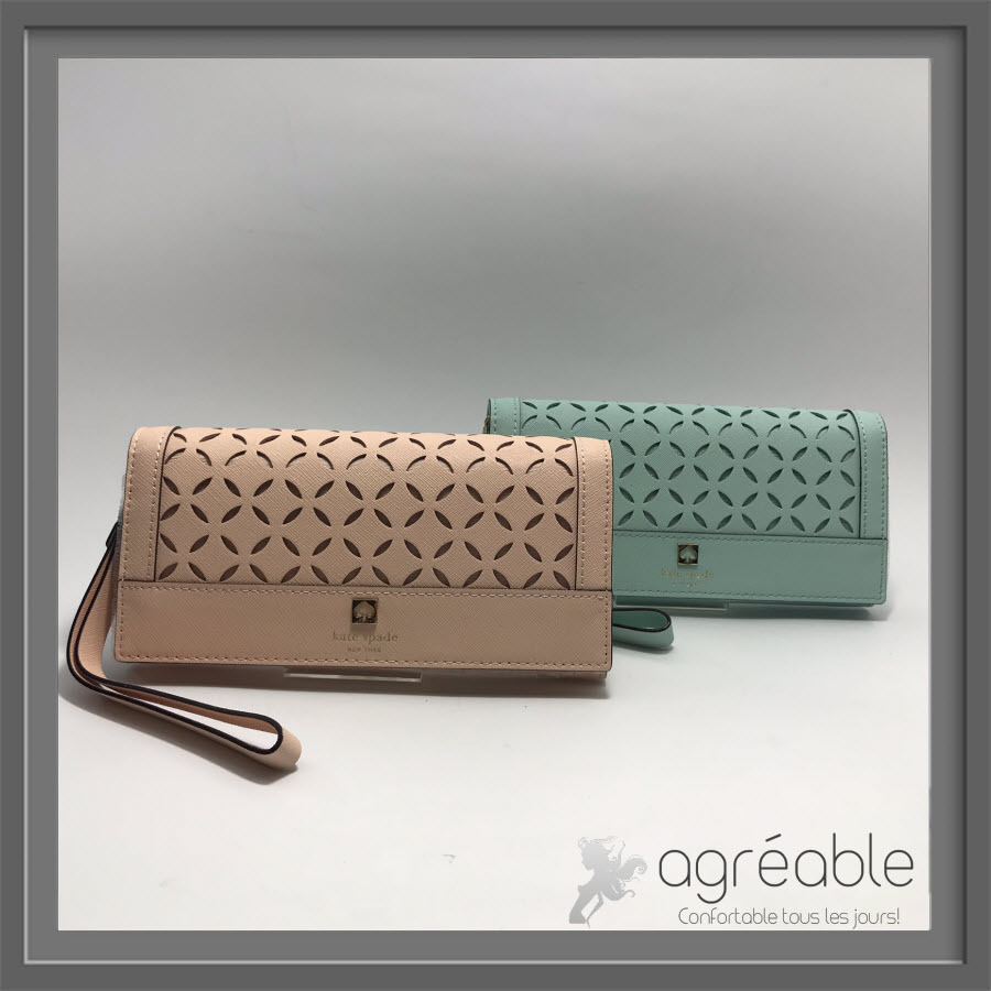 手持セール☆kate spade new york☆perri lane saffiano