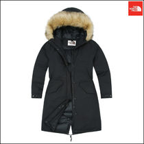【新作】 THE NORTH FACE ★ 人気コート W'S NORWALK DOWN COAT