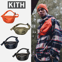 【日本未発売】17AW KITH ASTOR WAIST BAG / 4colors