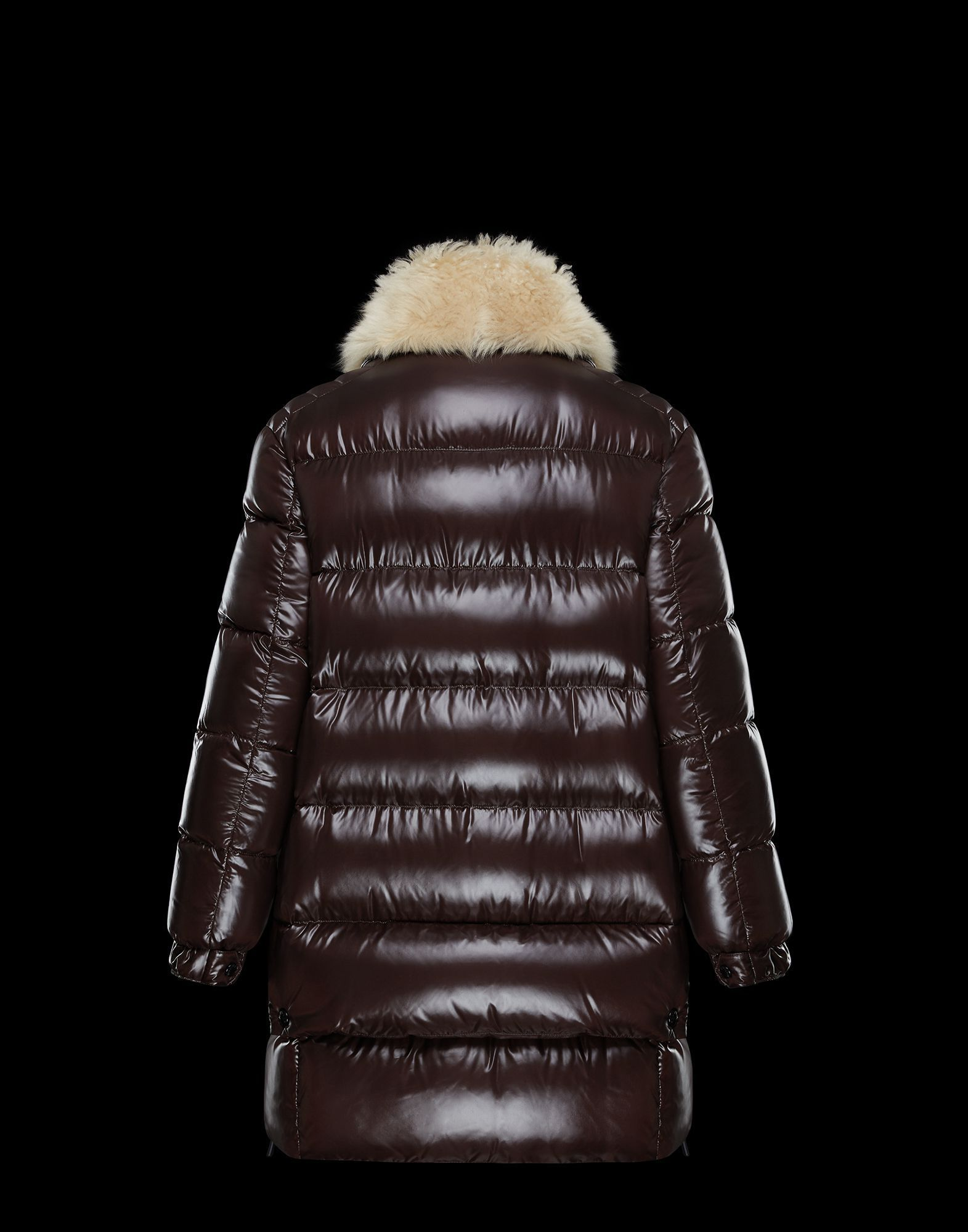 17-18AW MONCLER GRENOBLE SAINT GERVAIS ムートンダウンJK