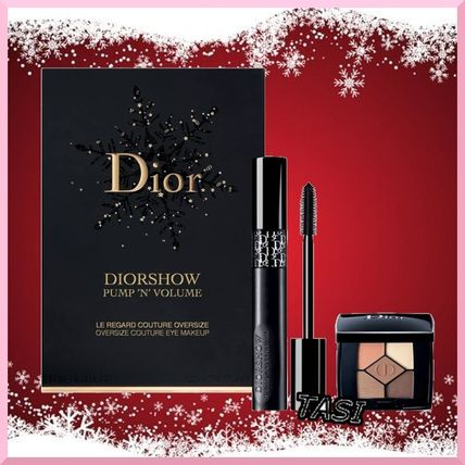 Dior★ホリデー限定Diorshow Pump'n'Volume Mascara & Eyeshadow