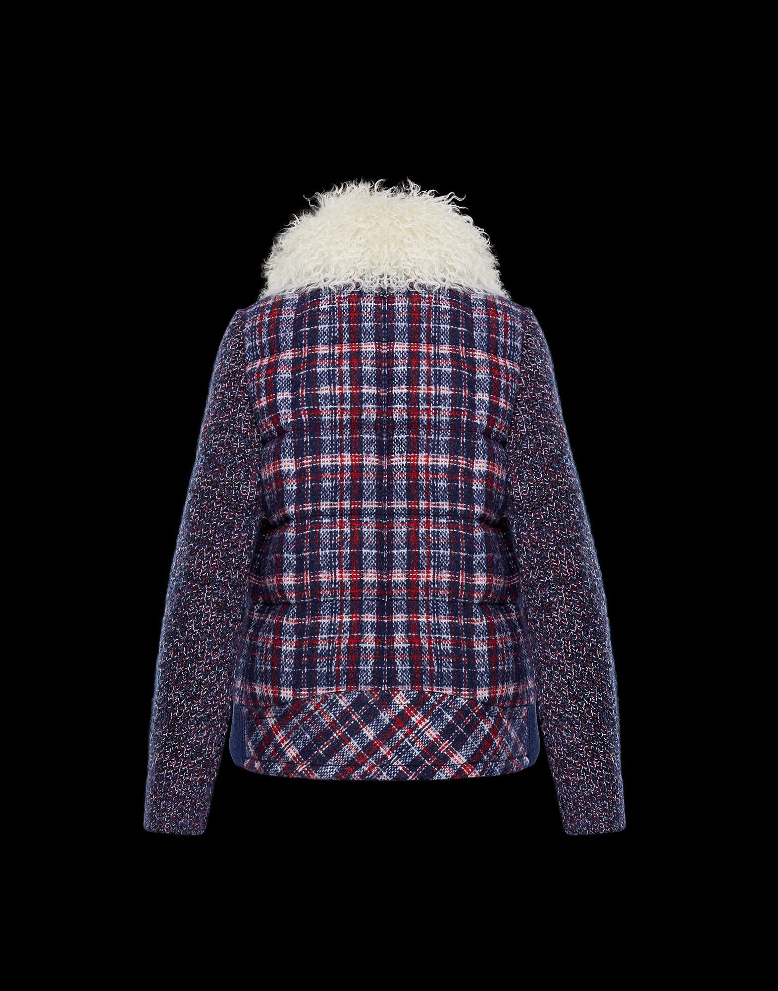 17-18AW MONCLER GRENOBLE SOLEIL ウールモヘアコート 本店買付