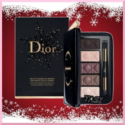 Dior★【ホリデー限定】Glow & Smoky Colour Design Eye Palette