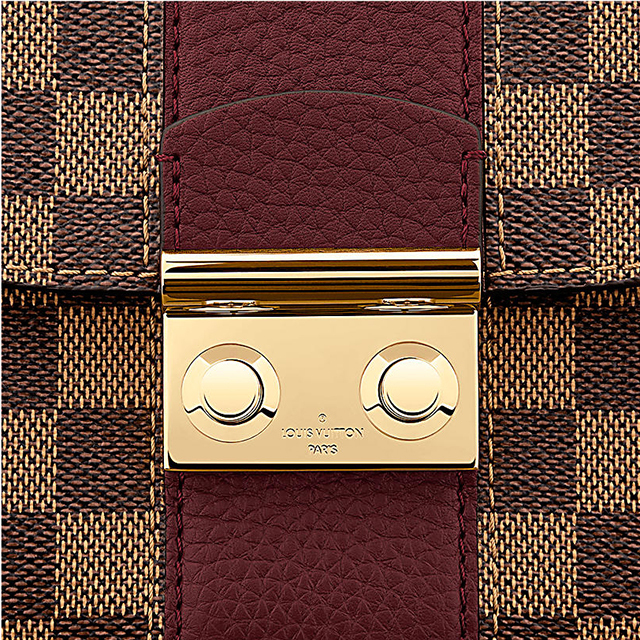 Louis Vuitton(ルイヴィトン)ワイト ダミエ・エベヌバッグ 3色