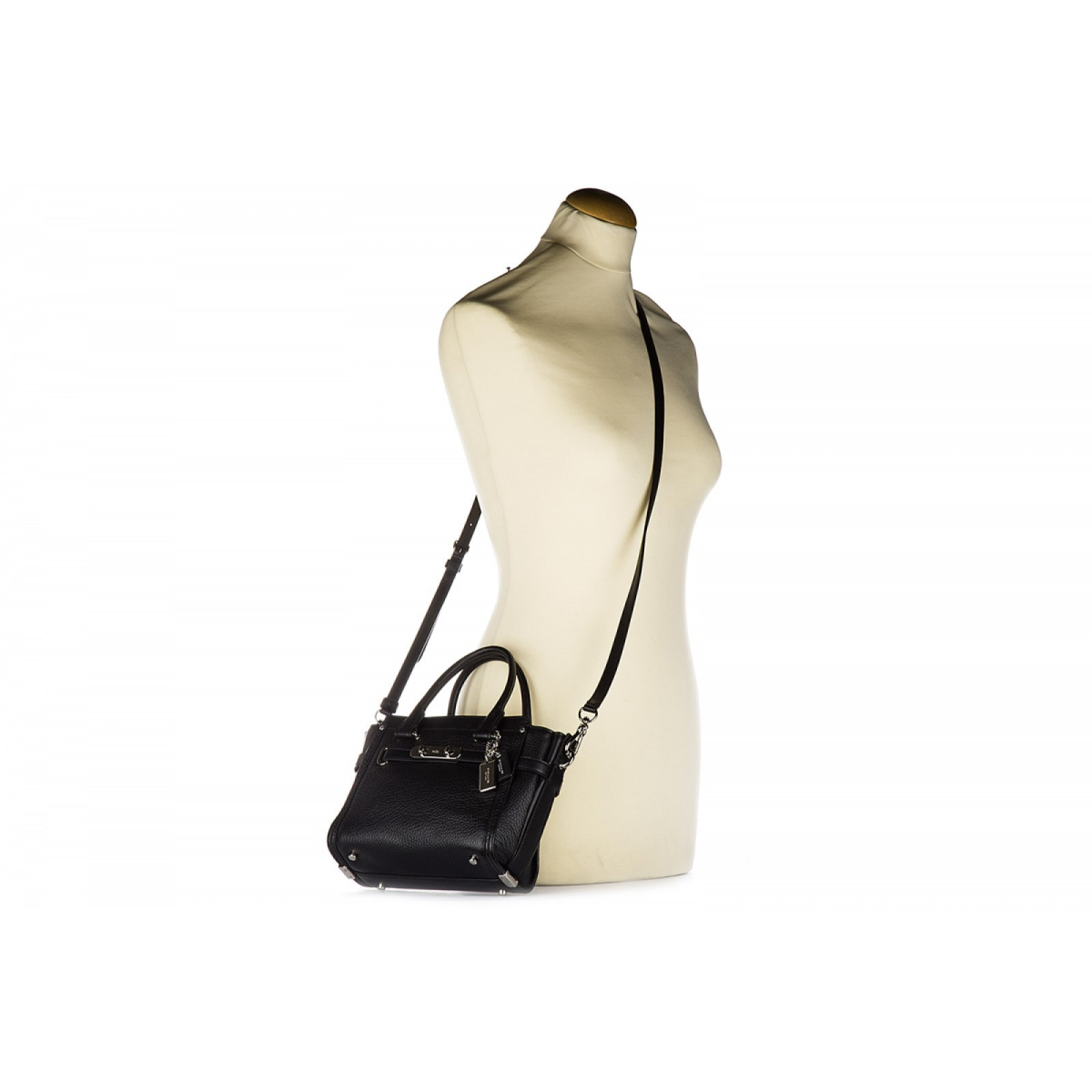 人気☆Borsa donna a mano shopping in pelle swagger 21 バッグ