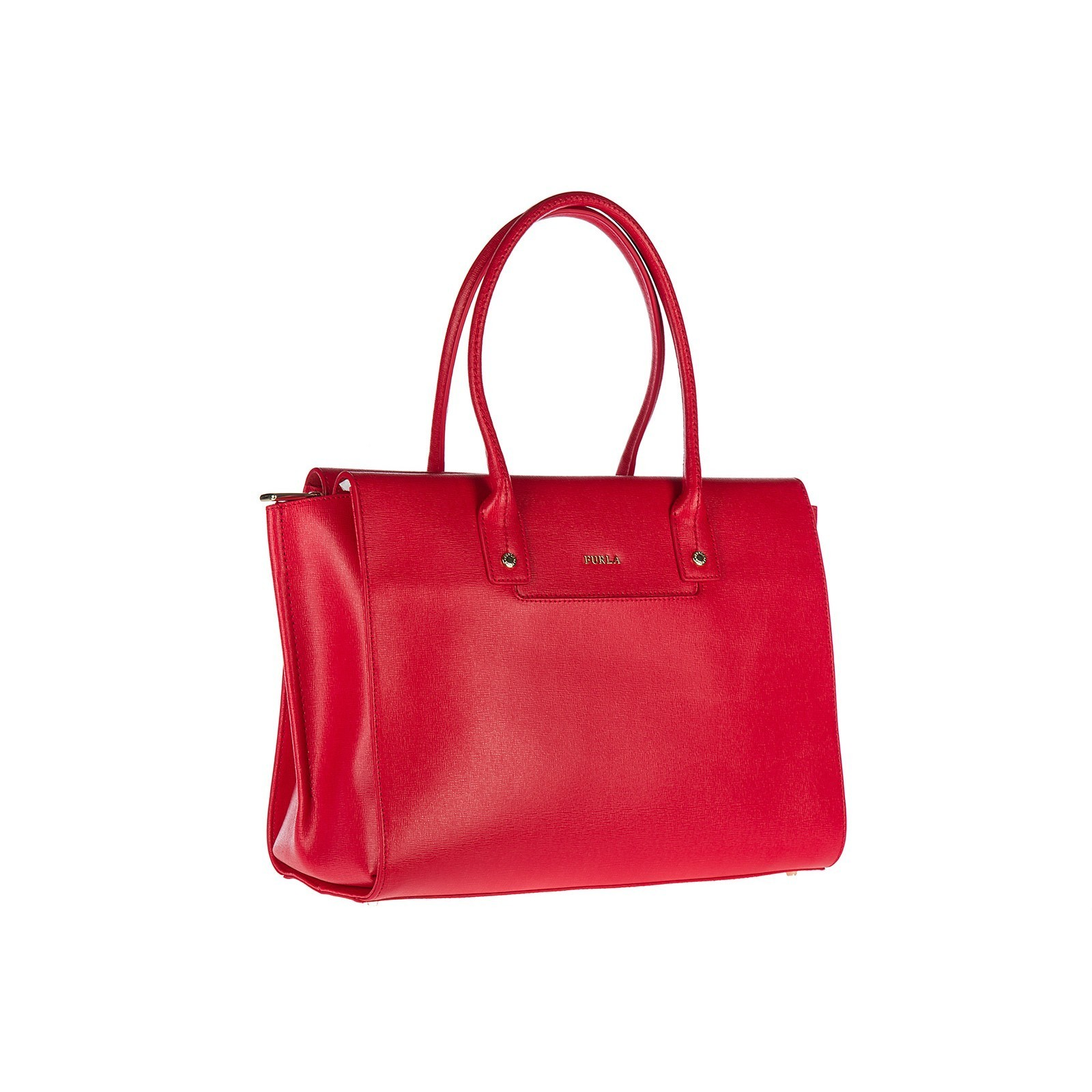 送料込 Borsa donna a spalla shopping in pelle バッグ