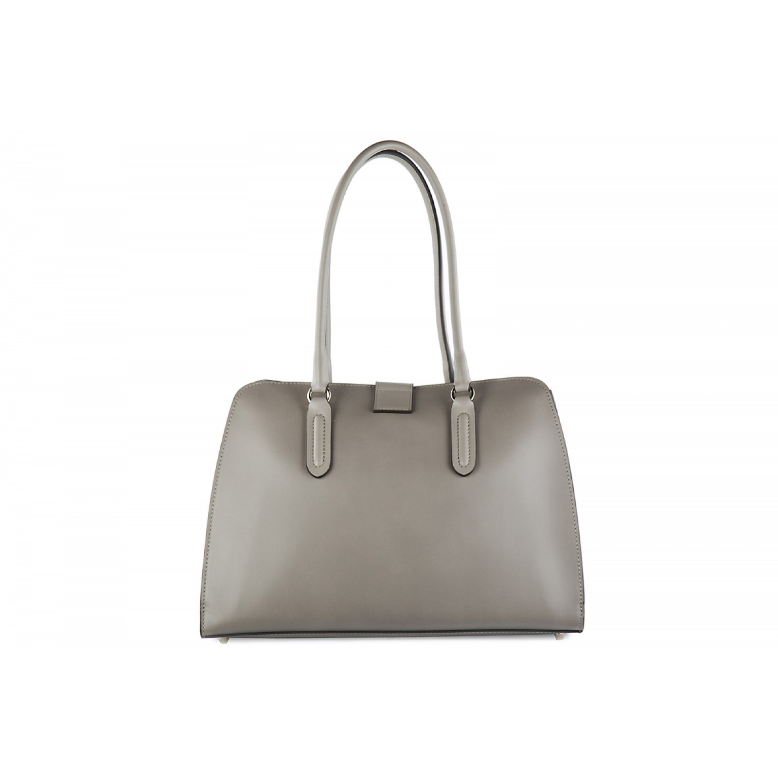 送料込 Borsa donna a mano shopping in pelle milano バッグ