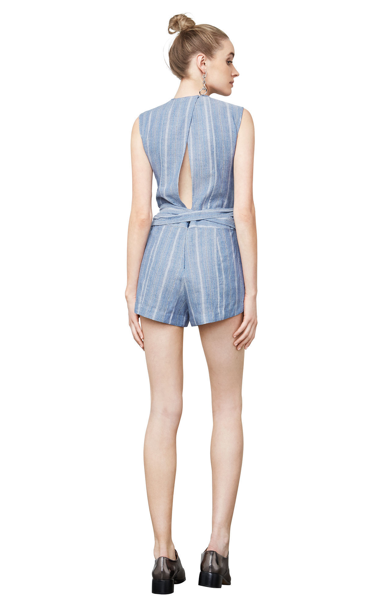 【BCBG MAXAZRIA】ロンパース♪ Lexxi Striped Romper