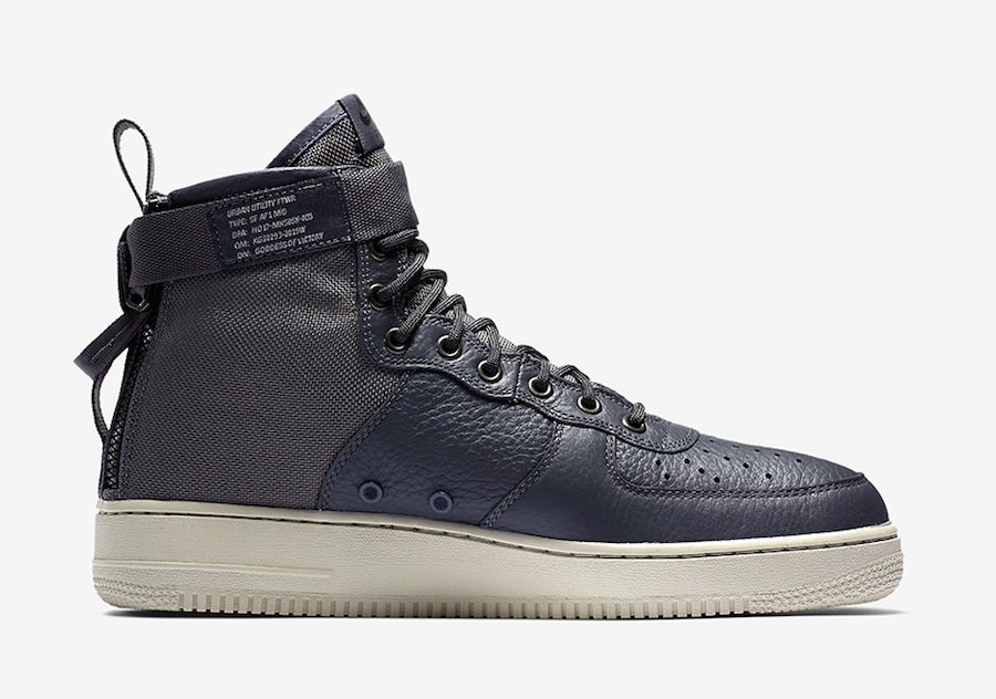 "[NIKE]SPECIAL FIELD AIR FORCE 1 MID ""Dark Grey"""