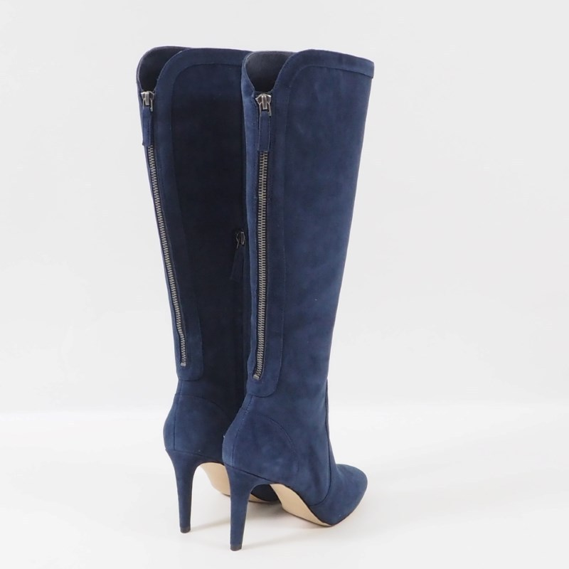 【Nine West】ロングブーツHoldtight  Boots:US6[RESALE]