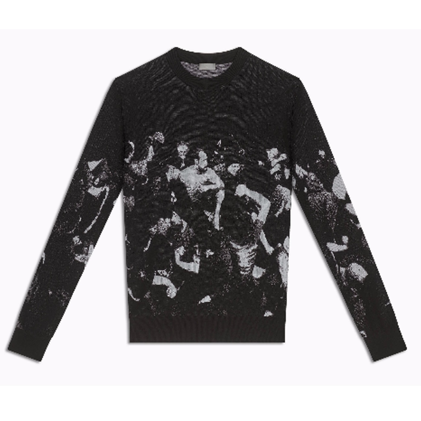 【2017AW新作】DIOR HOMME セーター ダン・ウィッツ ジャカード