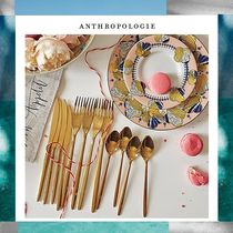 関送込★Anthropologie★お得!Doma Flatware4ケース<6点set>