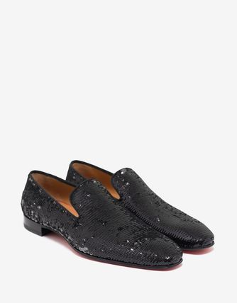 送料関税込!2018AW新作 christian louboutin Flat Loafers