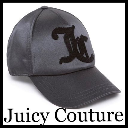 JUICY COUTURE★ロゴキャップ