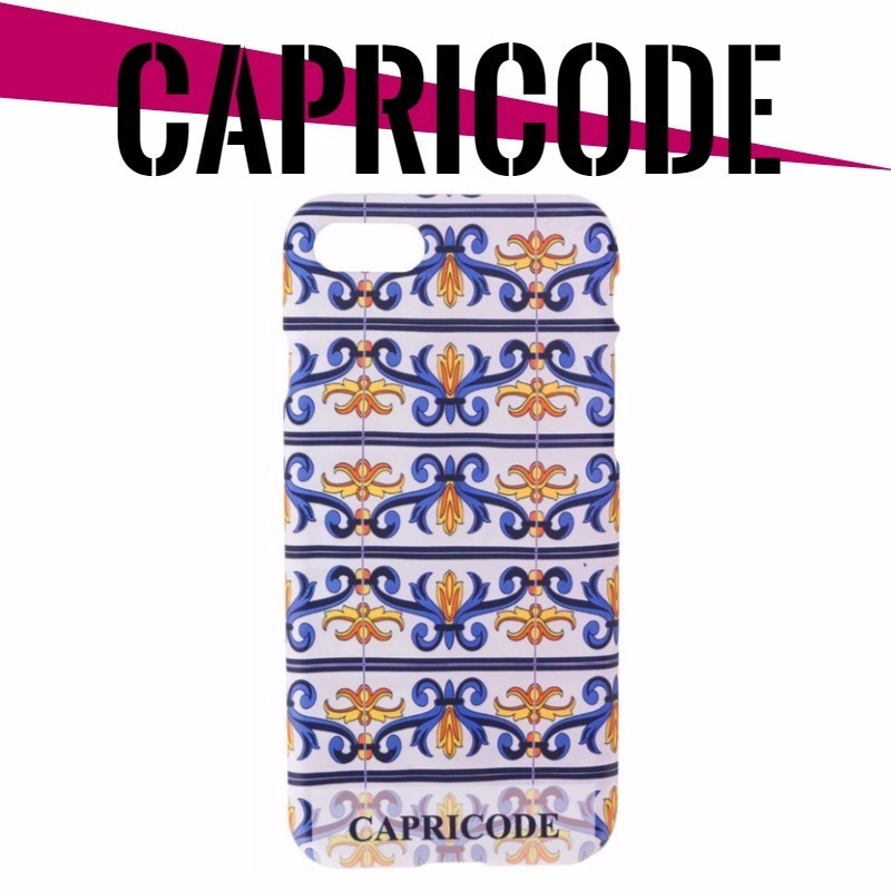capricode (カプリコード) baroque pattern iPhone 7 ケース