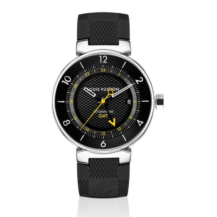 17AW 新作 ルイヴィトン TAMBOUR MOON GMT 41.5 腕時計