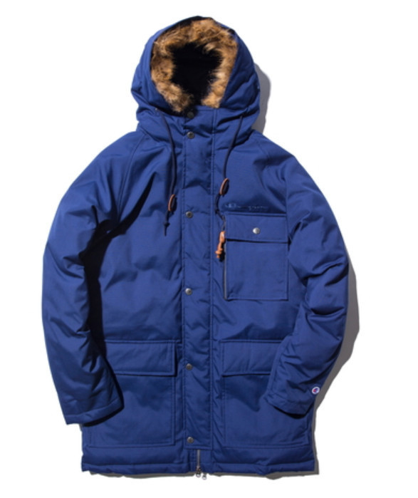 ☆CHAMPION☆ HEAVY DOWN PARKA (EXCLUSIVE) 3色