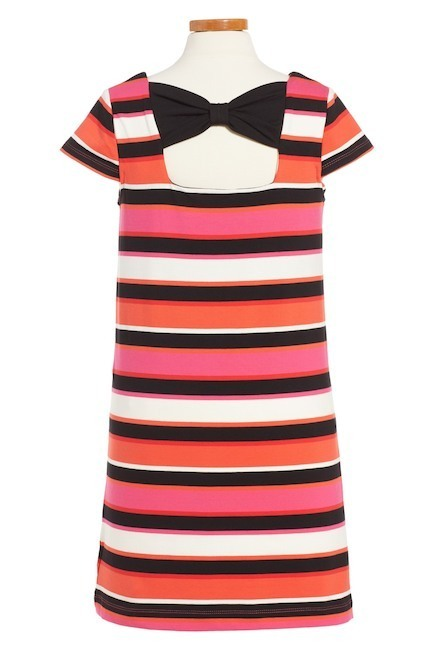 kate spade new york bow back shift dress2歳から