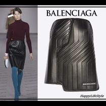 LOOK20◆CAR DESIGN スカート◆BALENCIAGA