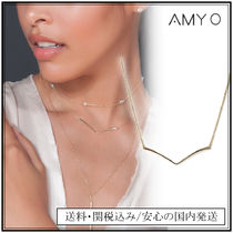 AMY O(エイミーオー) ネックレス・ペンダント 【送料、関税込み】AMY O(エイミーオー)   PALOMAネックレス