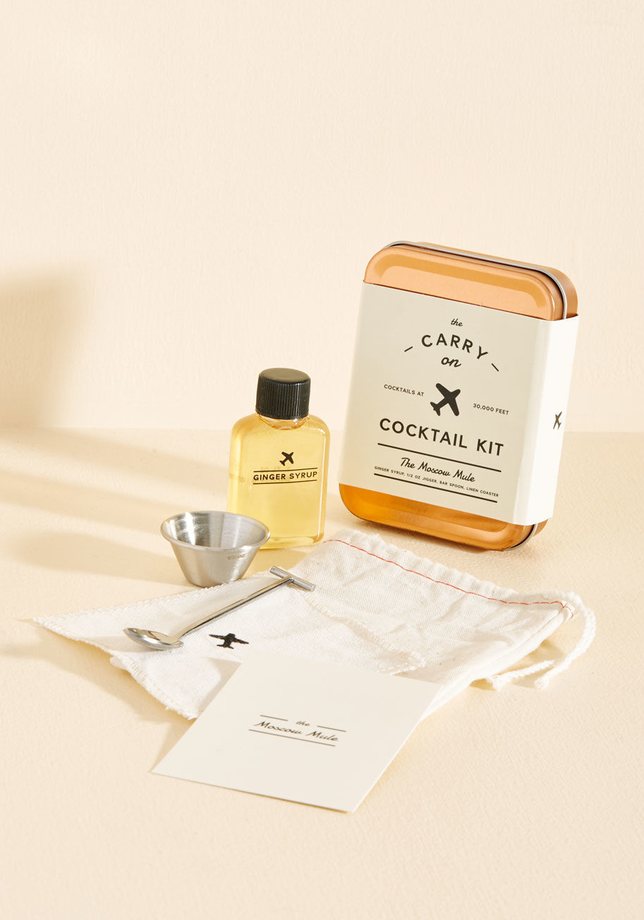 ◎送料込み◎ the carry on cocktail kit - moscow mule