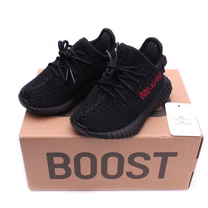 13cm adidas  KANYE WEST YEEZY BOOST 350 V2 INFANT core black