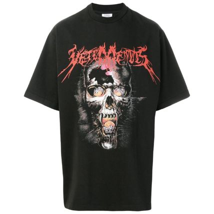 【送料関税込】VETEMENTS OVERSIZE LOGO TEE