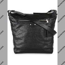【国内発送】BALENCIAGA Leather day bag