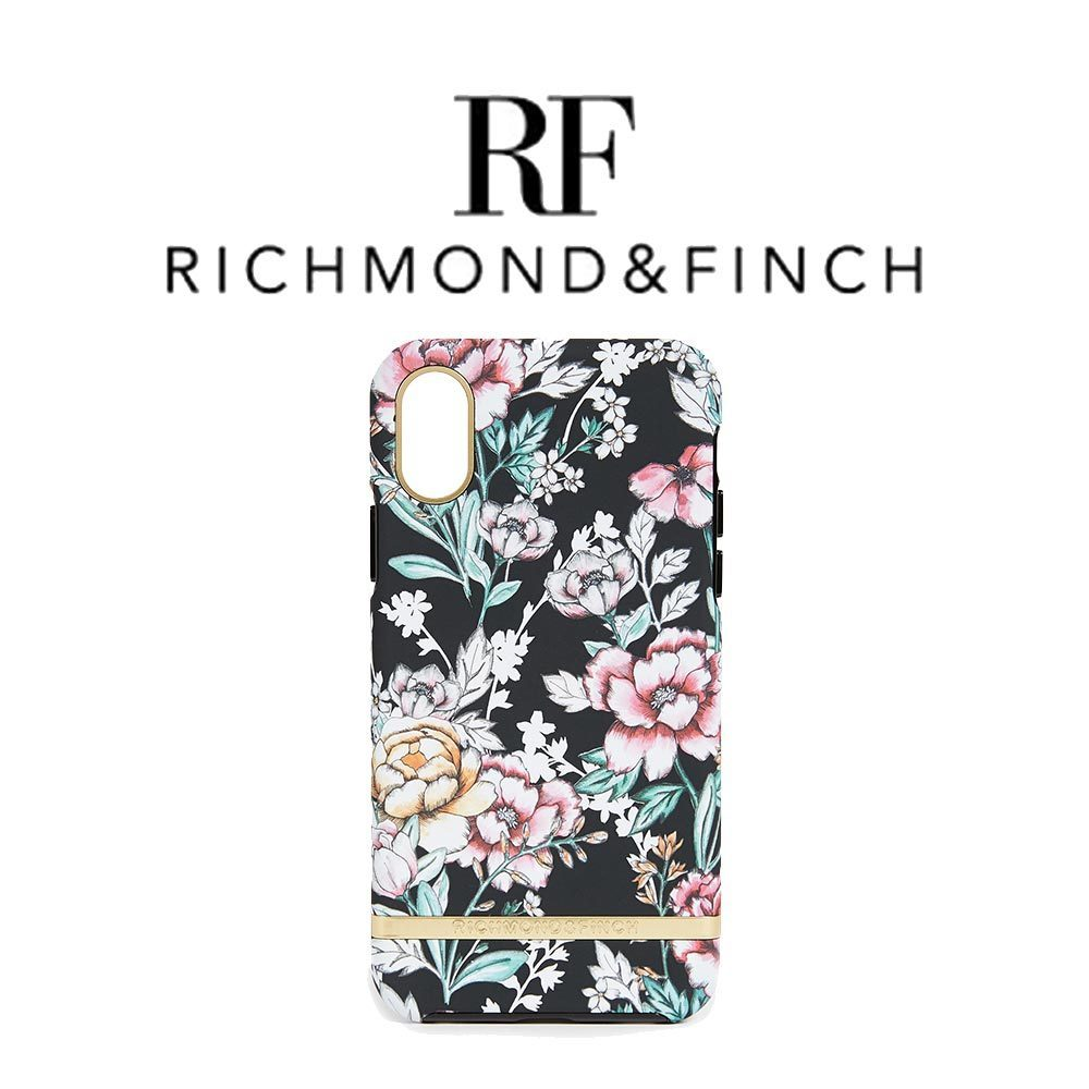 【送料関税込】RICHMOND & FINCH iPhone Xケース
