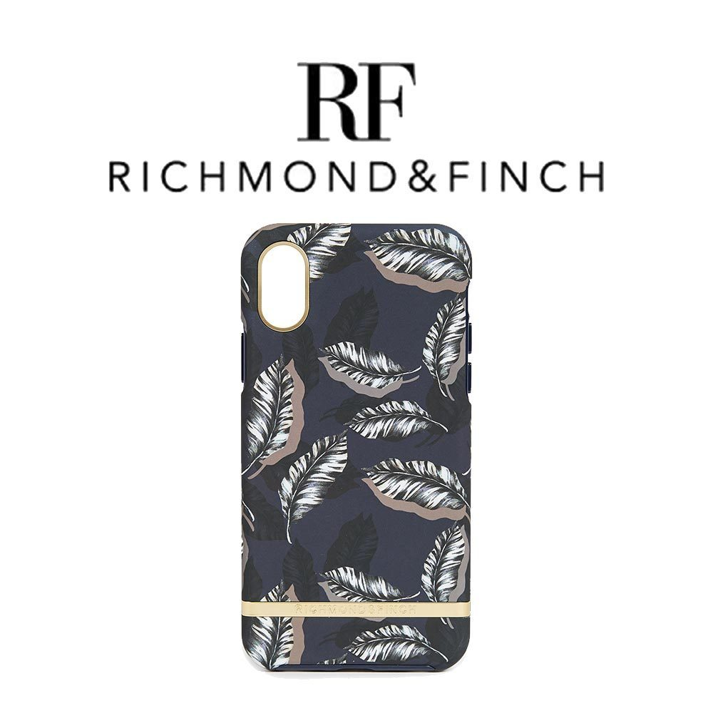 【送料関税込】RICHMOND & FINCH iPhoneのXケース