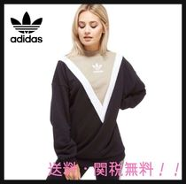 [送料無料] 海外限定  -adidas Originals Chevron Sweatshirt-