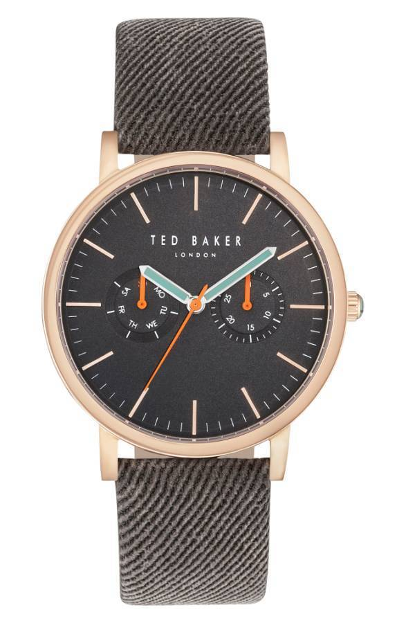 ◇Ted Baker◇色限定セール◇Brit Canvas Strap Watch