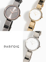【OPEN SALE】Round Watch 【PARFOIS 時計】