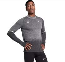 オレゴンプロジェクト Dri-FIT Knit Men's Long Running Top