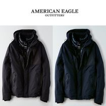 American Eagle Outfitters(アメリカンイーグル) ダウンジャケット [American Eagle Outfitters] [Men] Nylon weather jacket 2色