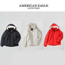 American Eagle Outfitters(アメリカンイーグル) ダウンジャケット・コート [American Eagle Outfitters] 2202 Everyday puffer down 3色