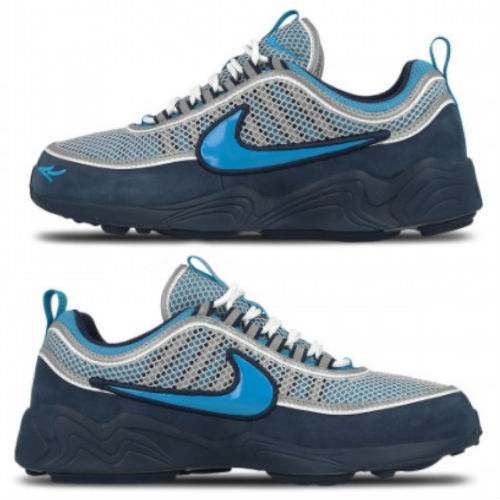 "未入荷☆Nike Air Zoom Spiridon `16  ""Stash Collaboration"" 青"
