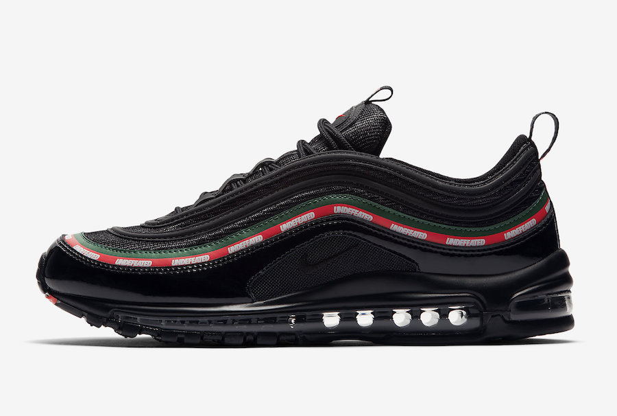 即発 US10 (28cm) ■NIKE x UNDEFEATED AIR MAX 97 AJ1986-001■