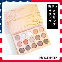 ★新作★Colourpop☆GOLDEN STATE OF MIND☆15色 アイシャドウ