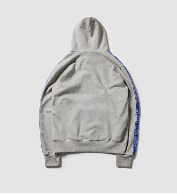 日本未入荷CRITICのCRT SPORTS TAPED SWEAT HOODIE 全2色