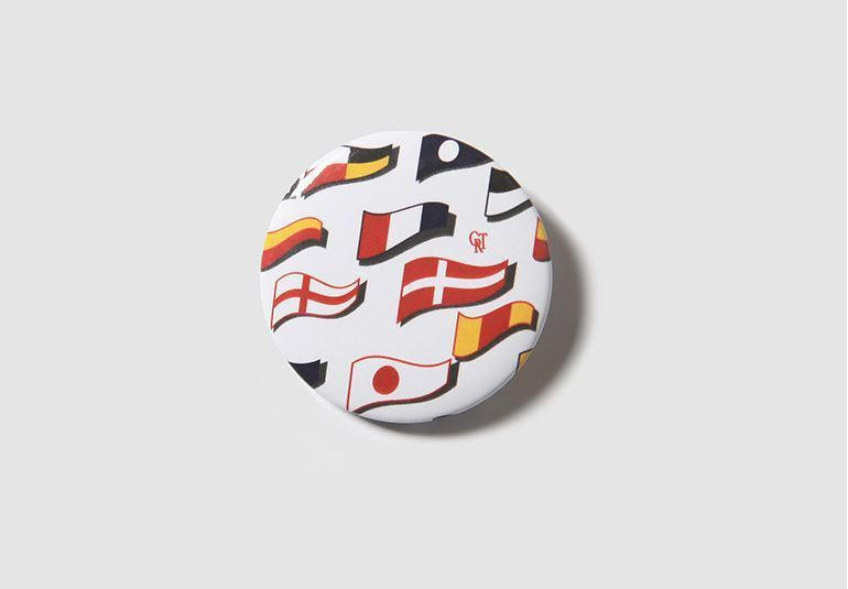 日本未入荷CRITICのPIN BUTTON SET