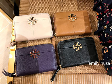 TORY BURCH★IVY ZIP COIN CASE キーリング付き 44733